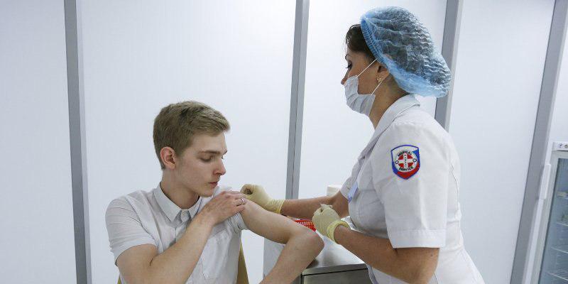 Возле метро «Алтуфьево» теперь можно сделать прививку от гриппа